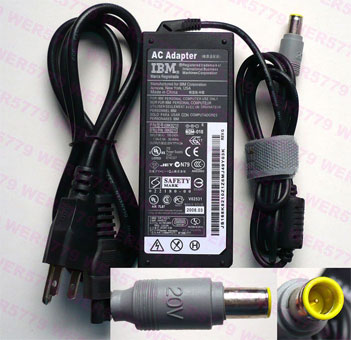 IBM / LENOVO LAPTOP POWER ADAPTER
